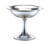 Coppa da gelato in acciaio inox